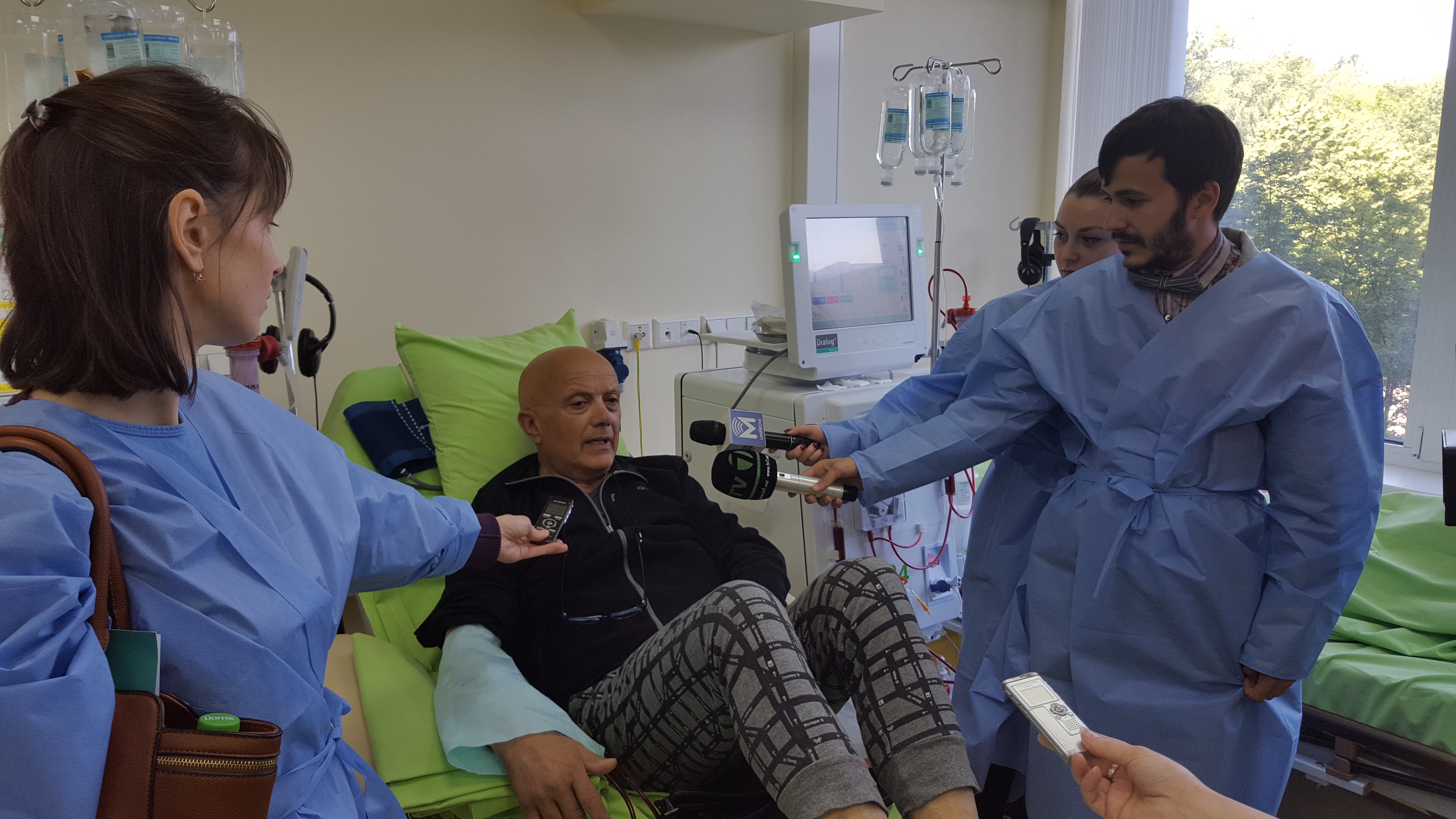 """""""Vacation Dialysis"""" Services – Official Launch in Moldova"""