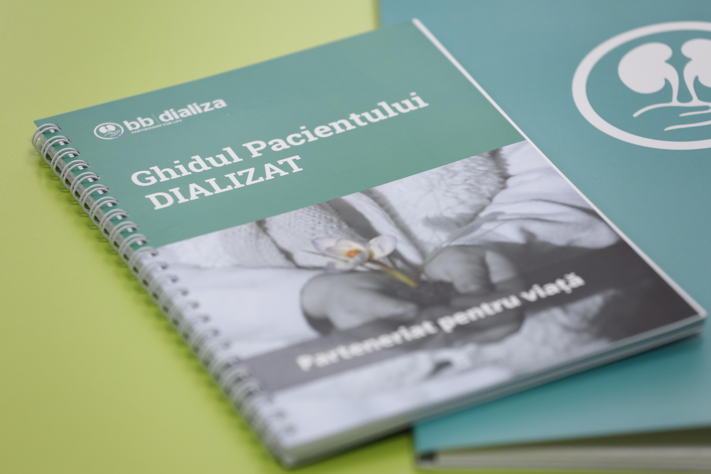 Медицинская премьера: Выпуск руководства для пациентов на диализе