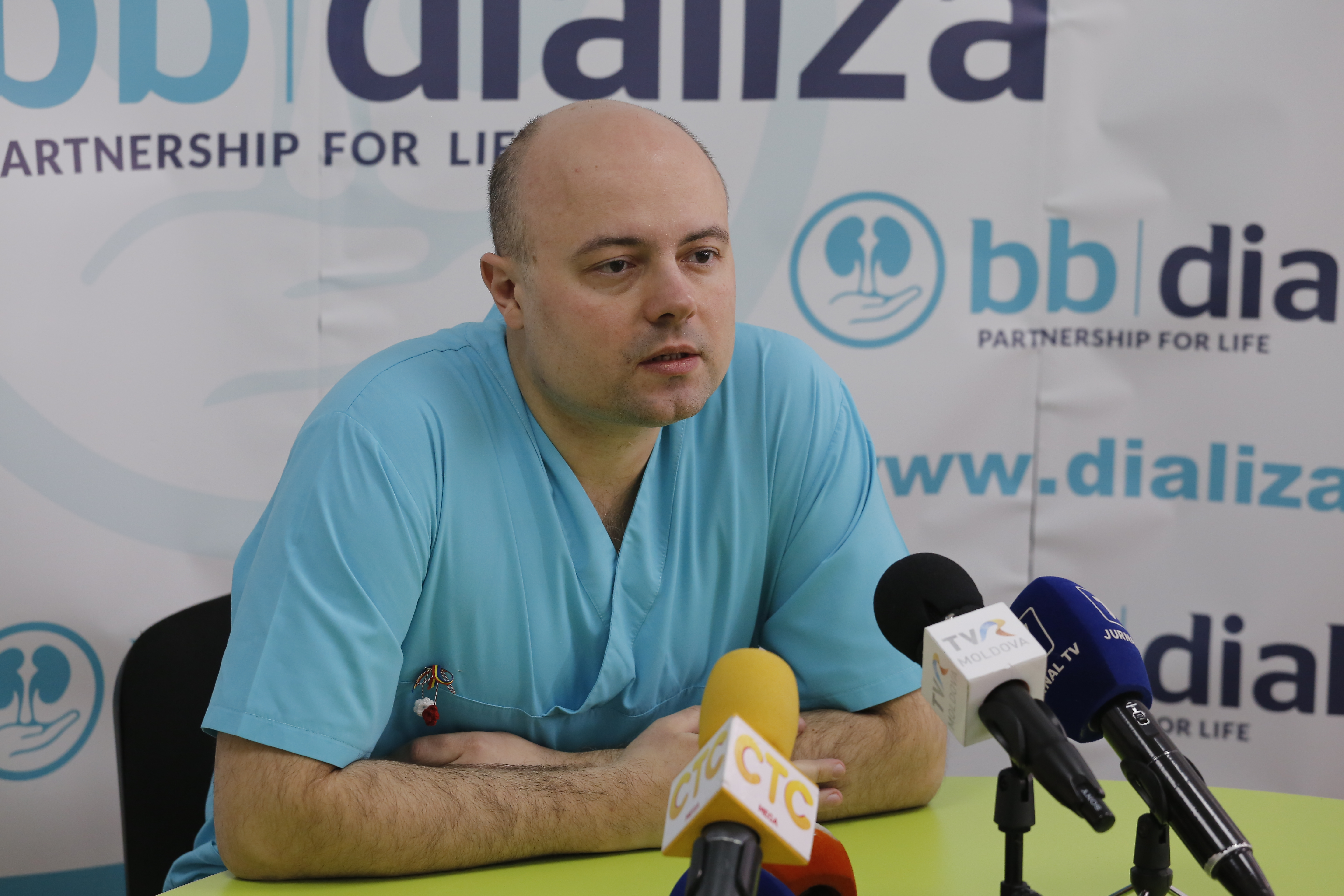 "Interview with Mr. Petru Cepoida, ""BB-Dializă"" Medical Director: ""Results Clearly Show that Establishment of Public-Private Partnership for Dialysis Services Was a Correct Choice"""